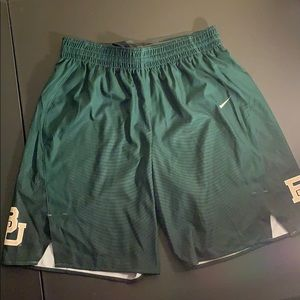 NWT Baylor Bears Women's Basketball Shorts